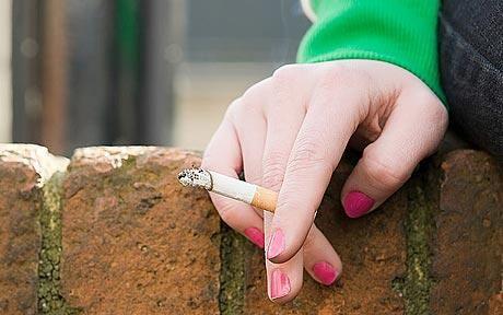 Smoking an lead to infertility