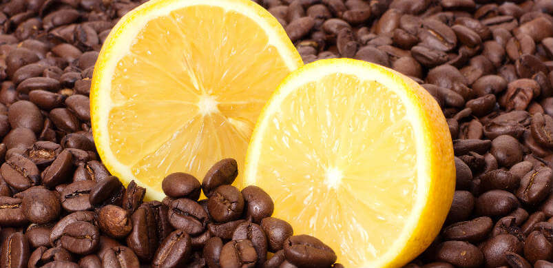 Coffee-Bean-And-Lemon