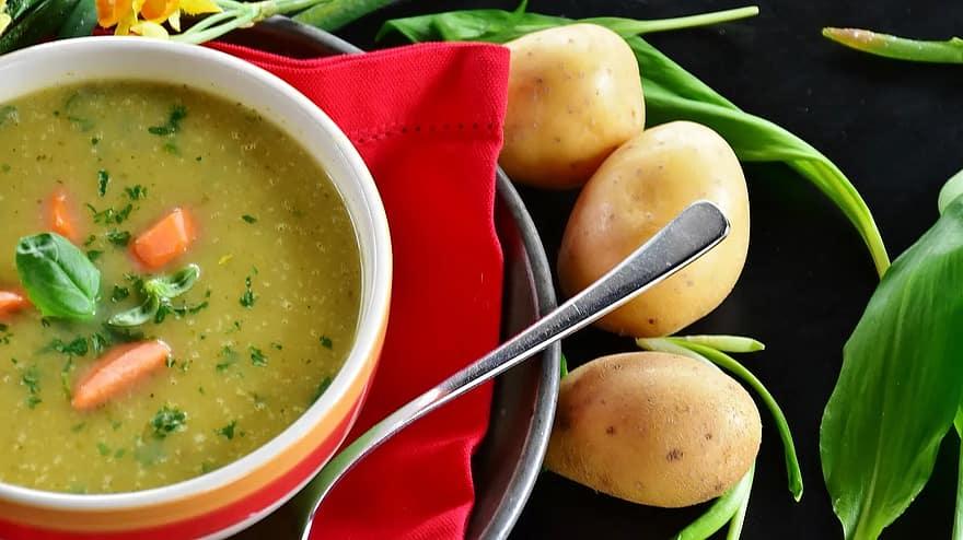 potato-soup-potato-soup-bear-s-garlic-edible-food-nutrition-lunch-healthy