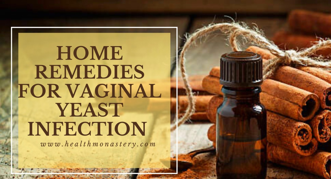 Vaginal itching and vaginal infection