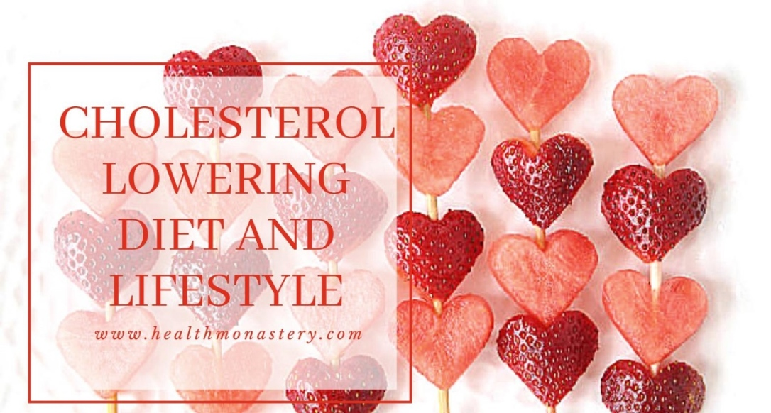 Cholesterol Lowering Diet and Lifestyle
