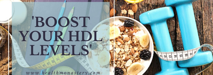 How to increase your HDL levels